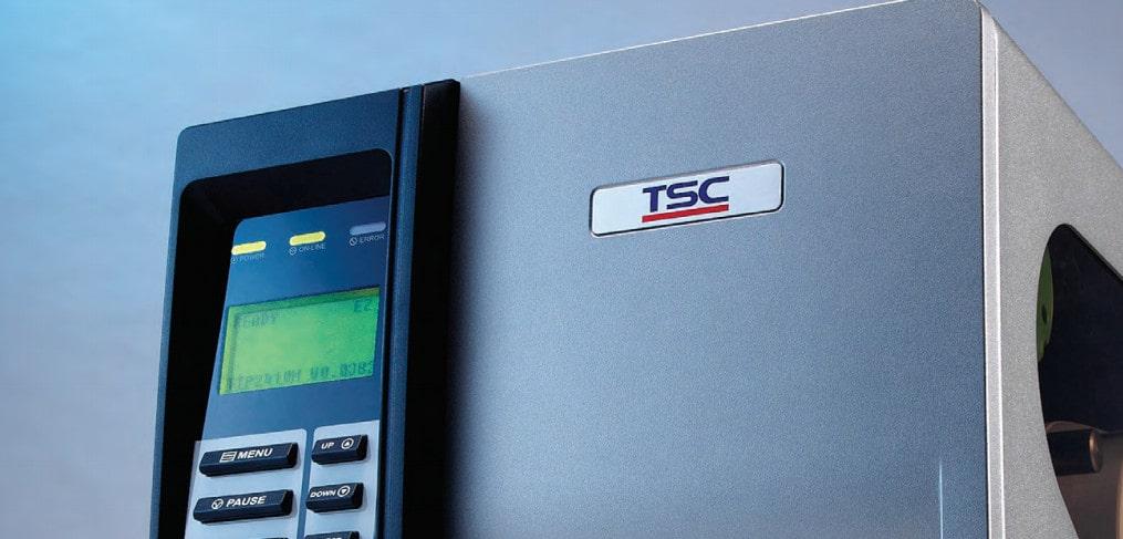 چاپگر لیبل و بارکد صنعتی تی اس سی TSC TTP 344M Plus