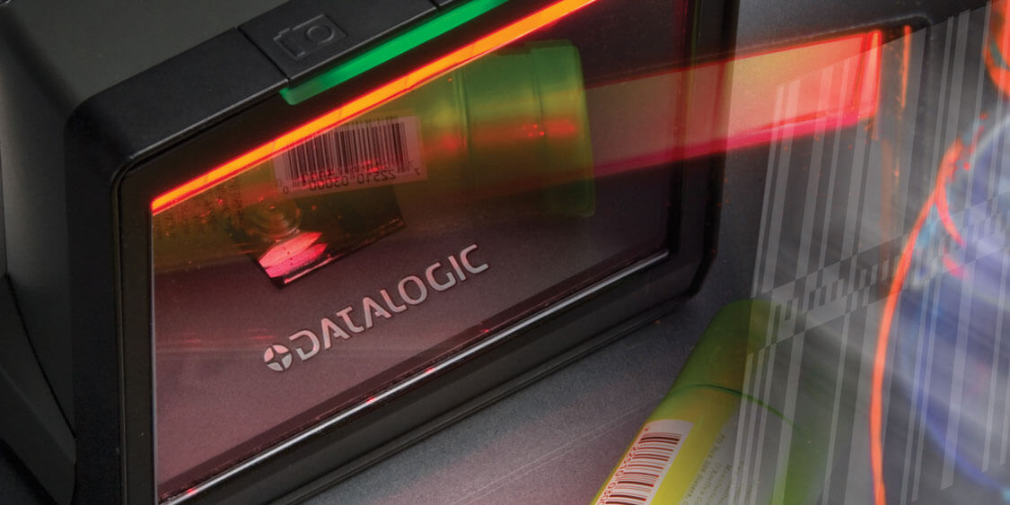بارکدخوان رومیزی دیتالاجیک Datalogic Magellan 3200VSi Barcode Scanner