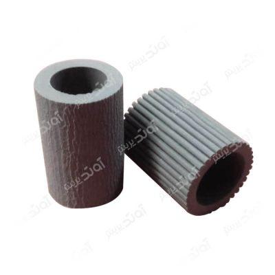 لاستیک پیکاپ صاف و لاستیک آجدار شارپ Sharp AR-5316 - AR-122 با کد: NROLR1051FCZZ NROLR0922FCZZ
