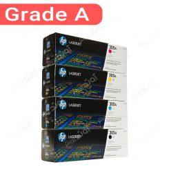ست کارتریج چهار رنگ اچ پی غیر اورجینال HP 305A