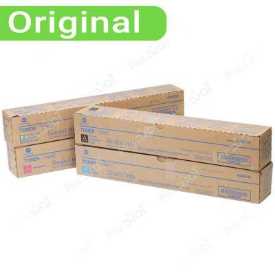 ست کارتریج تونر کپی کونیکا مینولتا اورجینال Konica Minolta TN512