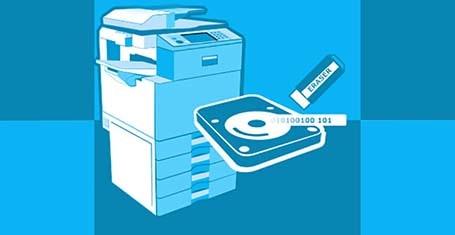 چرا دستگاه کپی، هارد دیسک دارد؟