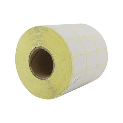 لیبل (برچسب) کاغذی سه ردیفه Paper Label 21x31