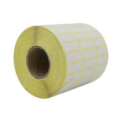 لیبل (برچسب) کاغذی سه ردیفه Paper Label 10x30