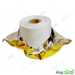 رول کاغذ حرارتی اسکاچ Scatch 8cm Thermal Paper