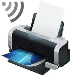 اتصال دستی پرینتر HP به شبکه وایرلس