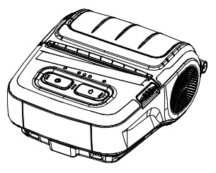 فیش پرینتر قابل حمل Bixolon SPP R310