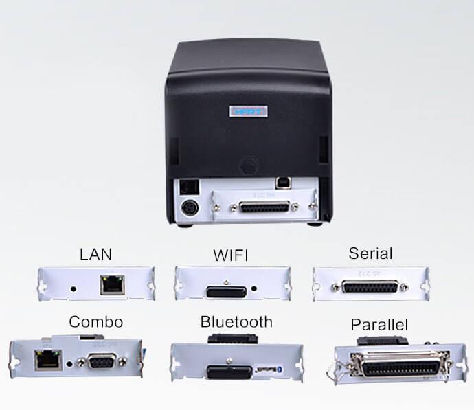 فیش پرینتر اچ پی آر تی HPRT TP801 (USB)