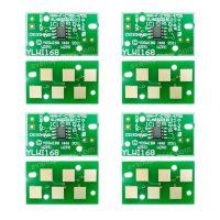 ست چیپ کارتریج توشیبا چهار رنگ Toshiba FC25E CMYK Cartridge Chipset