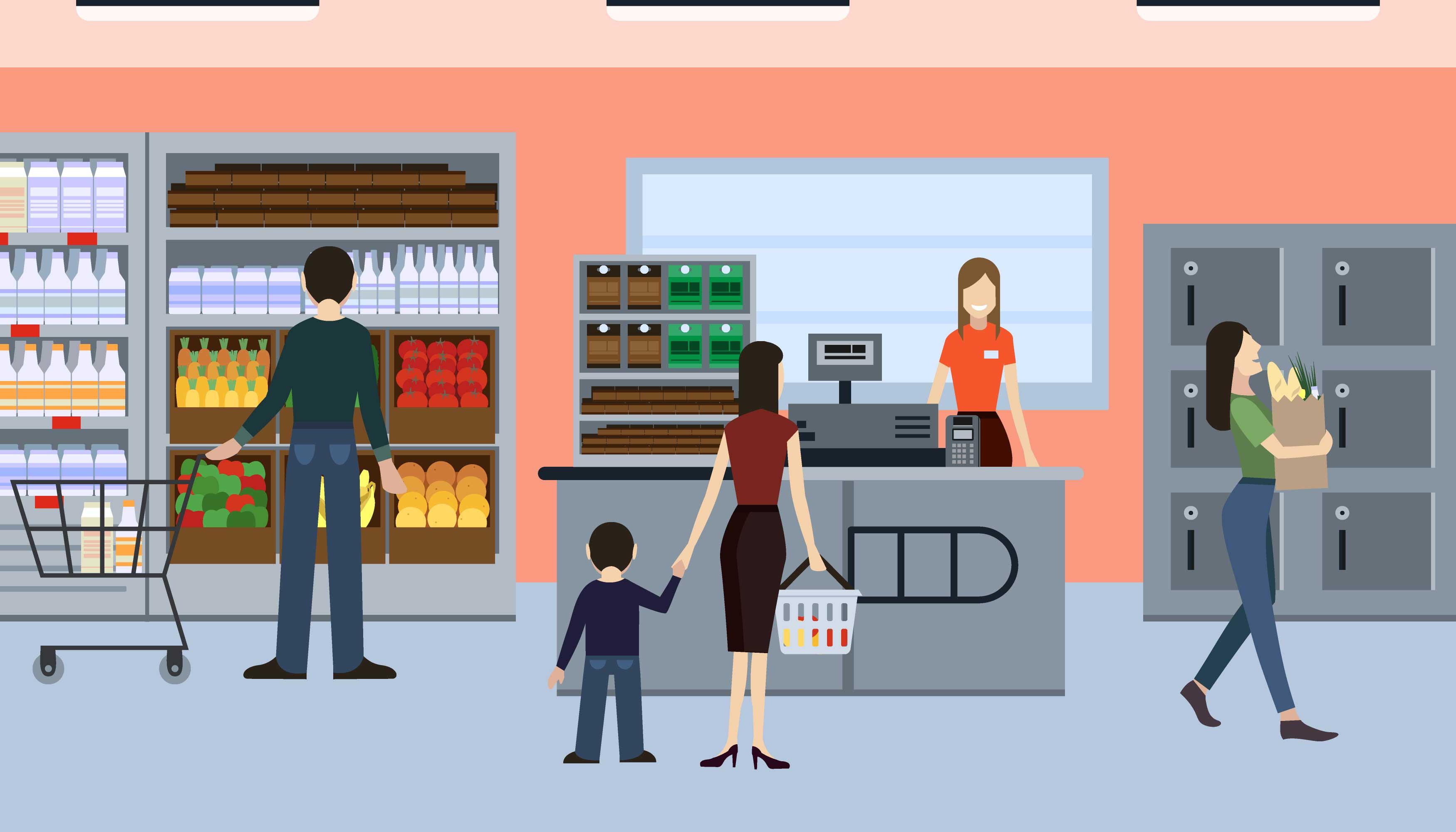صندوق فروشگاهی برای فروشگاه شما