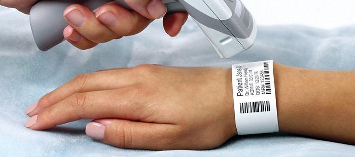 مچ بند یا دستبند بیمار