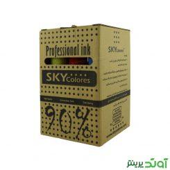 جوهر پرینتر اپسون 6 رنگ Epson Sky Colors 100ml