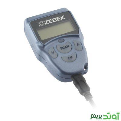 بارکدخوان قابل حمل زبکس Zebex Z-1160 Handheld Barcode Scanner