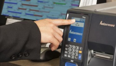 چاپگر لیبل و بارکد Honeywell PM43 Barcode Printer