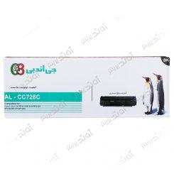کارتریج رنگ مشکی کانن جی اند بی Canon 725 Black Laserjet Toner Cartridge G&B