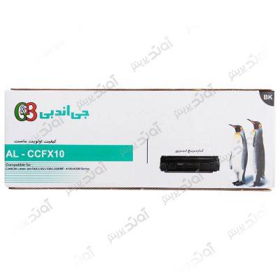 کارتریجرنگ مشکی کانن جی اند بی CanonFX10 Black Laserjet Toner Cartridge G&B