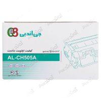 کارتریجرنگ مشکی اچ پی جی اند بی HP 05ABlack Laserjet Toner Cartridge G&B