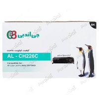 کارتریجرنگ مشکی اچ پی جی اند بی HP 26ABlack Laserjet Toner Cartridge G&B