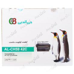 کارتریجرنگ مشکی اچ پی جی اند بی HP 42ABlack Laserjet Toner Cartridge G&B