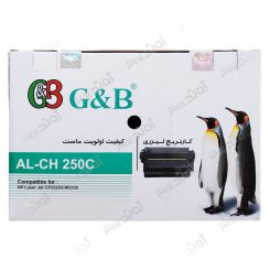 کارتریج اچ پی رنگ مشکی جی اند بی HP 504A Black Cartridge G&B