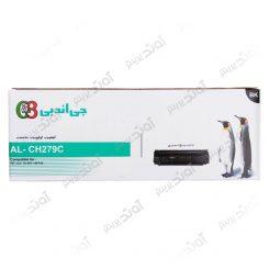 کارتریجرنگ مشکی اچ پی جی اند بی HP 79ABlack Laserjet Toner Cartridge G&B
