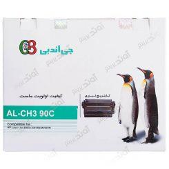 کارتریجرنگ مشکی اچ پی جی اند بی HP 90ABlack Laserjet Toner Cartridge G&B