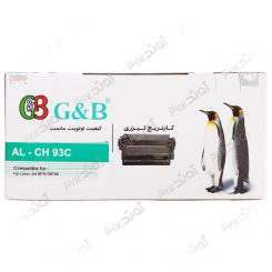 کارتریجرنگ مشکی اچ پی جی اند بی HP 93ABlack Laserjet Toner Cartridge G&B