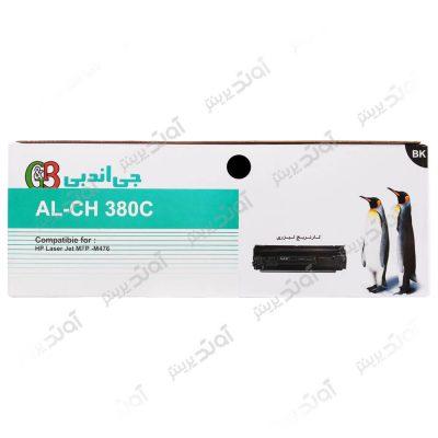 کارتریج اچ پی رنگ مشکی جی اند بی HP 312A Black Cartridge G&B