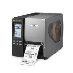 چاپگر لیبل و بارکد صنعتی تی اس سی TSC 2410MT