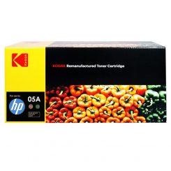 کارتریج تونر کداک اچ پی Kodak 05A Black Toner Cartridge