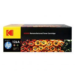کارتریج تونر کداک رنگ مشکی اچ پی Kodak126A Black Toner Cartridge
