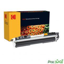 کارتریج تونر کداک رنگ آبی اچ پی Kodak126A Cyan Toner Cartridge