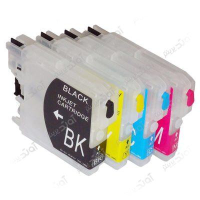 کارتریج قابل شارژ برادر Brother LC39 Rechargeable Inkjet Cartridge