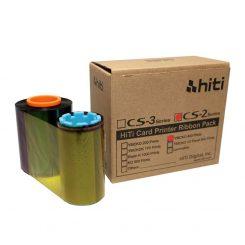 ریبون رنگی هایتی Hiti CS-2 YMCKO 400 Prints