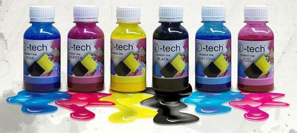 تفاوت جوهر پیگمنت (Pigment) و دای (Dye)