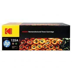 کارتریج تونر کداک رنگ مشکی اچ پی Kodak125A Black Toner Cartridge