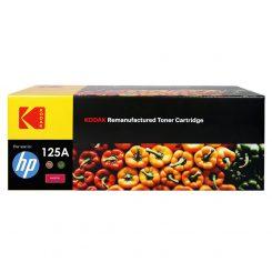 کارتریج تونر کداک رنگ قرمز اچ پی Kodak125A Magenta Toner Cartridge