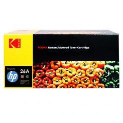 کارتریج تونر کداک اچ پی Kodak 26A Black Toner Cartridge