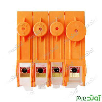 کارتریج قابل شارژ اچ پی HP 564 با چیپ HP 564 Rechargeable Inkjet Cartridge