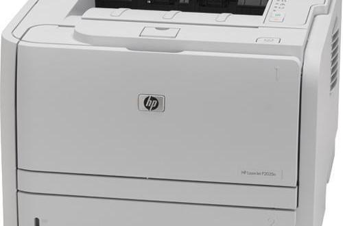 پرینتر لیزری اچ پی HP LaserJet Pro P2035 Laser Printer