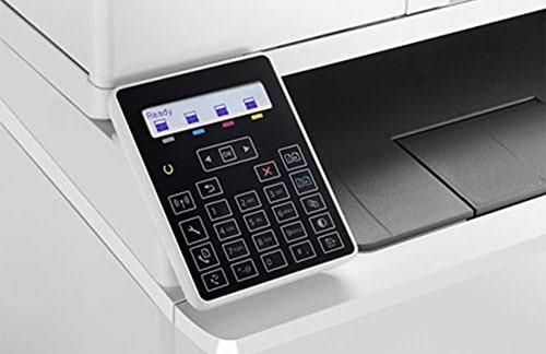 پرینتر چندکاره لیزری رنگی اچ پی HP Color LaserJet Pro MFP M181fw Printer