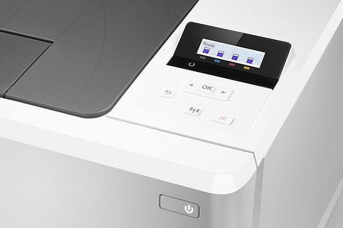 پرینتر لیزری رنگی اچ پی HP LaserJet Pro M254nw