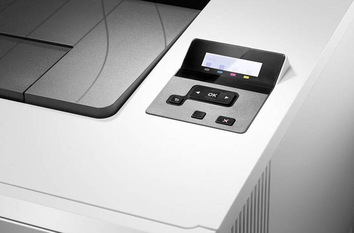 پرینتر لیزری رنگی اچ پی HP LaserJet Pro M452nw