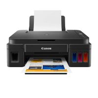 پرینتر چندکاره جوهر افشان کانن Canon PIXMA G2410