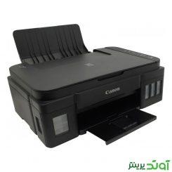 پرینتر چندکاره جوهر افشان کانن Canon PIXMA G2400