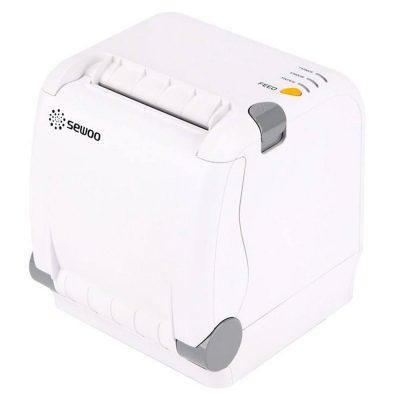 فیش پرینتر سوو Sewoo SLK-TS400 Thermal Printer رنگ سفید
