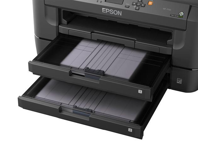 پرینتر جوهر افشان اپسون Epson WorkForce WF-7110
