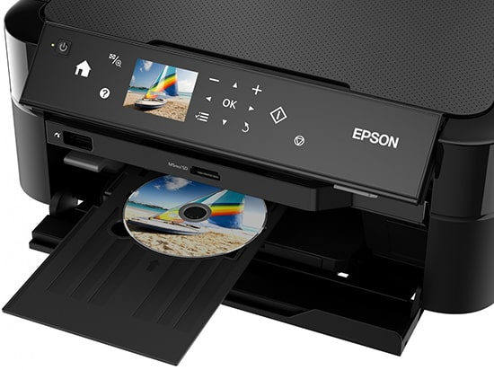 پرینتر چندکاره جوهر افشان اپسون EPSON L850