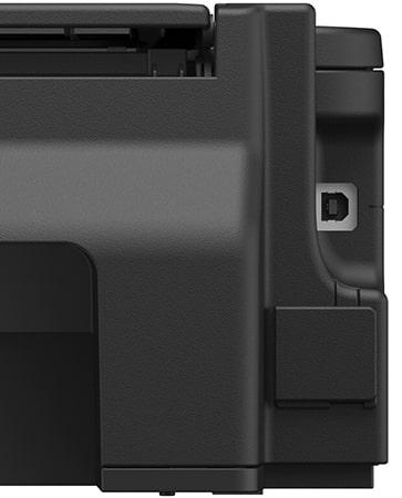 پرینتر جوهر افشان تک رنگ اپسون Epson WorkForce M105