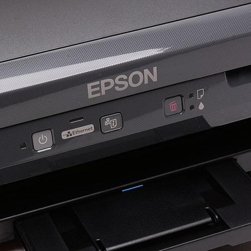 پرینتر جوهر افشان تک رنگ اپسون Epson WorkForce M100
